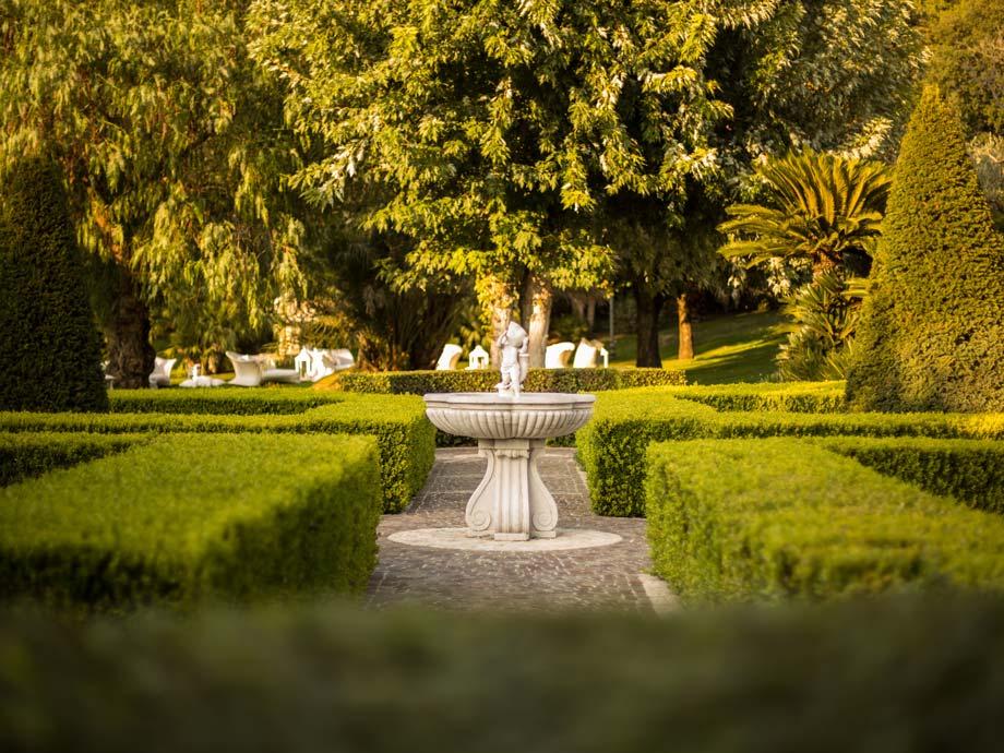 Matrimonio natural chic al Sun's Royal Park di Cervino a Caserta