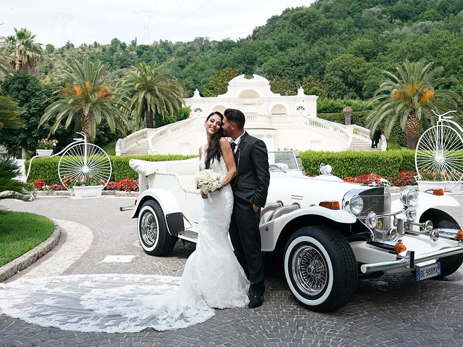 ricevimento di nozze al Sun's Royal Park