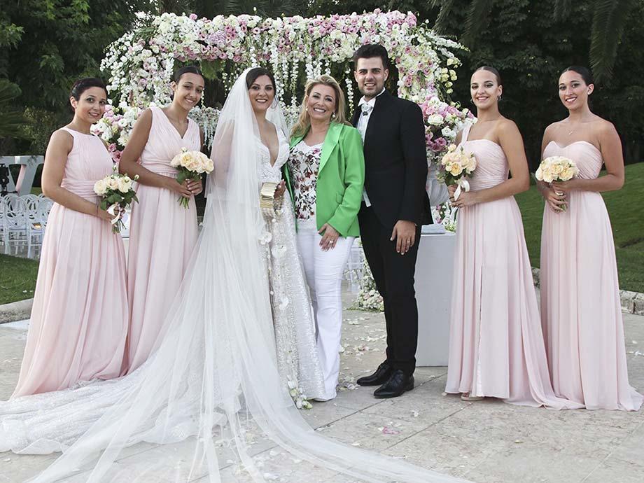 damigelle della sposa