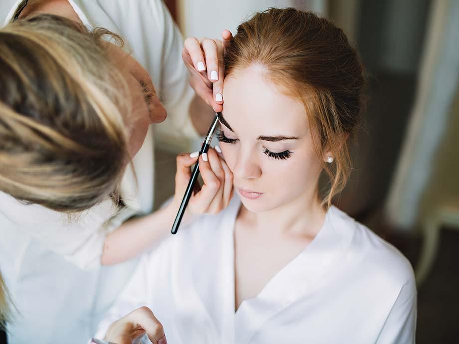 2 mesi prima prove make-up