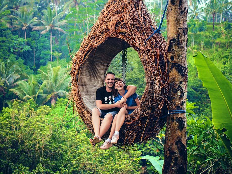 luna di miele Bali